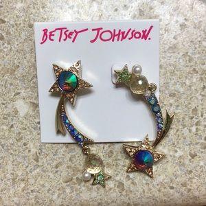 Betsy Johnson earings